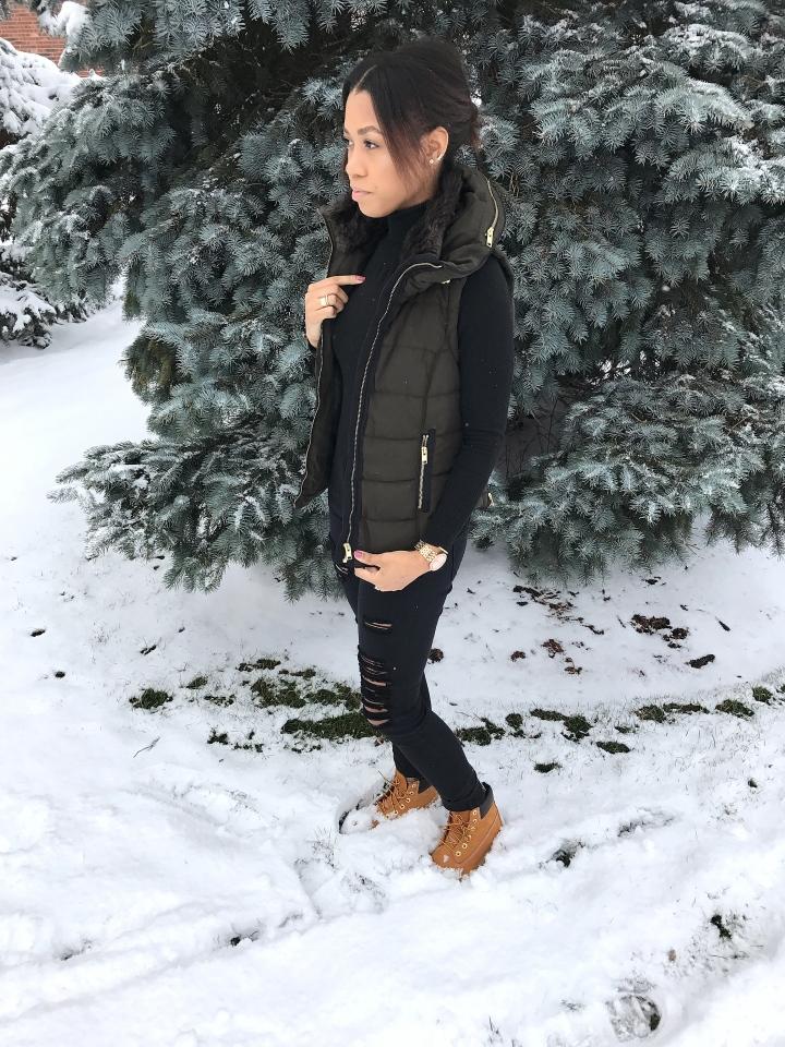 Winter Style: Vest
