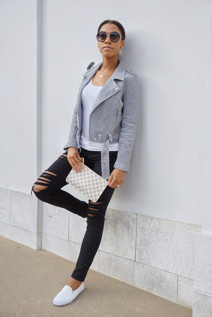 Saturday Spring Trends: The Moto Jacket