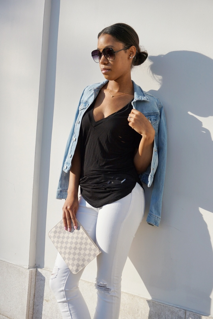 Saturday Spring Trends: Light Denim
