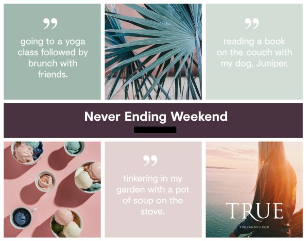 Never Ending Weekend V1